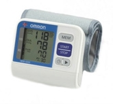 Omron BP Monitor Wrist HEM-6200