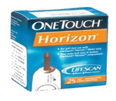 One Touch Horizon Test Strips