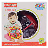 Fisher Price - Bead Ball Red