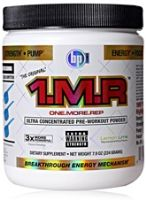 BPI 1.M.R. Pre-workout Powder Lemon Lime Flavour