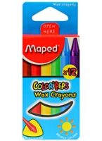 Maped - Color Peps Wax Crayons