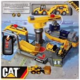 CAT  -  Shipping Port Playset 3 Years +, Hours of interactive enjoyment for kids