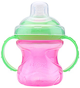 Nuby - Super Spout - No-Spill Grip'N Sip