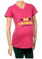 Buy Uzazi - Maternity Active Wear Slogan Tshirt