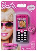 Barbie  -  Cell Phone 3 Years +, Have loads of fashionable fun
