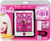 Barbie  -  B  -  Book Pad Interactive Organizer 5 Years +, An ideal interactive toy that promotes le...