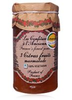 Les Confitures - Three Citrus Fruits Marmalade Jam