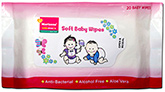 Buy Morisons Baby Dreams Soft Baby Wipes 20 Pieces
