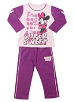 Night Suit - Minnie Mouse