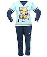 Proteens - Bodycare - Night Suit with Toy Story Print