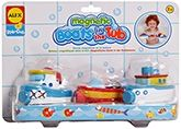 Alex - Magnetic Boats In The Tub