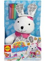 Alex - Color And cuddle Washable Bunny 