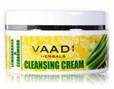Vaadi Herbals Lemongrass & Cedarwood Cleansing Cream