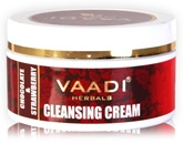 Vaadi Herbals Chocolate & Strawberry Cleansing Cream
