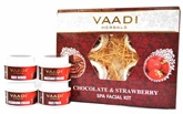 Vaadi Herbals - Chocolate And Strawberry Spa Facial Kit