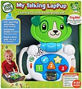 Leapfrog  -  My Talking LapPup 6 - 24 Months, Learning Fun With A Lively Puppy Pal!...