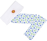 Kadambaby S3 Muslin Squares - Lion
