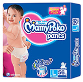 Mamy Poko Pants Pant Style Diapers 