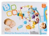 BKids - Merry Go Round Cot Mobile