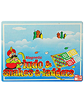 United Toys - Magnetic Ludo & Snakes & Ladders