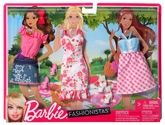 Barbie  -  Fashionistas 3 Years +, Every day is perfect for fab fashion play...
