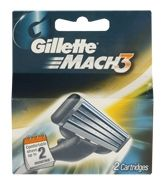 Gillette - Mach3 2 Cartridges