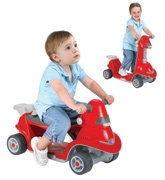 Smart Trike All in One Tricycle - Red