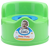 Buy Littles Baby Potty Seat with Backrest