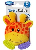 Playgro - Wrist Rattle Giraffe 