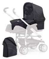 Baby Furniture - Hauck - Bassinet And Diaper Changing Bag