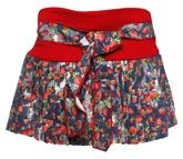Baby Skirt- Strawberry print