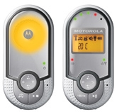 Motorola Digital Audio Baby Monitor With Room Temperature Monitoring And LCD Display
