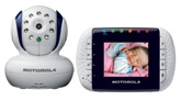 Motorola MBP33 Wireless Video Baby Monitor 
