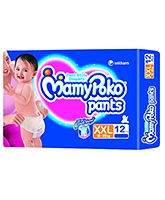 Mamy Poko Pants Pant Style Diapers XXL - 12 Pieces