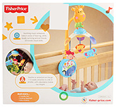 Fisher Price Discover and Grow 2-in-1 Musical Mobile