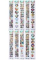 Disney Fairies - Long Strip Assorted Sticker