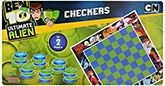 Sticker Bazaar - Ben 10 Checkers 