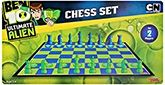 Sticker Bazaar - Ben 10 Chess 