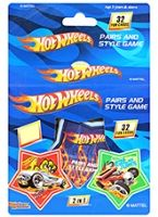 Sticker Bazaar - Hot Wheels Card Game