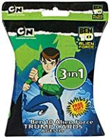 Ben 10 Alien Force - Premium Card