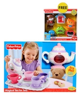 Fisher Price - Magical Tea for Two with Free Gift