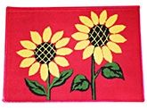United Floors - Sunflower Door Mat