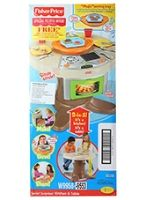 Fisher Price - Servin' Surprises Kitchen &amp; Table with Free Gift