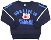 Sweat Shirt With EST 86 Print