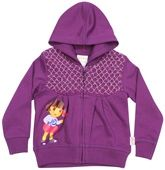 Hooded Sweat Shirt - Dora
