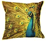 meSleep Cushion Cover - Dancing Peacock