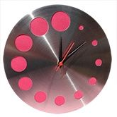 Silver Queen - Wall Clock SQWC 0117-p