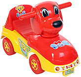 Buy Toyzone Pepe Rider - Red