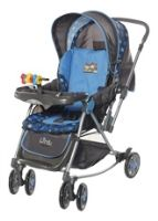 Little Hearts  -  Baby Stroller Cum Rocker Colorful And Durable Baby Stroller!