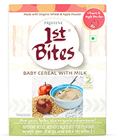 Pristine 1st Bites -  Wheat And Apple 